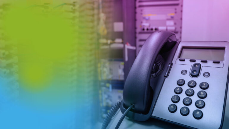 Data Telephone System